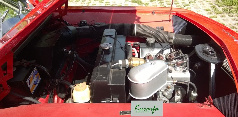 1964 Auto Union 1000 Sport Coupe (One-off) For Sale (picture 6 of 6)