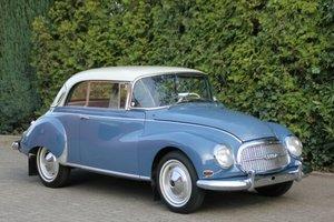 Auto Union (DKW) 1000 S Coupe, 1962 SOLD