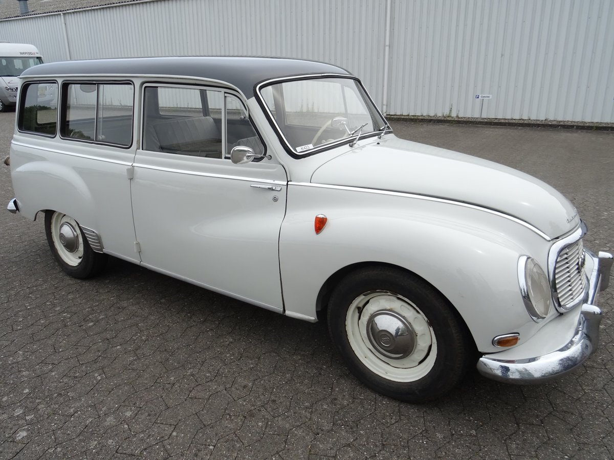1962 Auto Union 1000 Universal For Sale (picture 1 of 21)