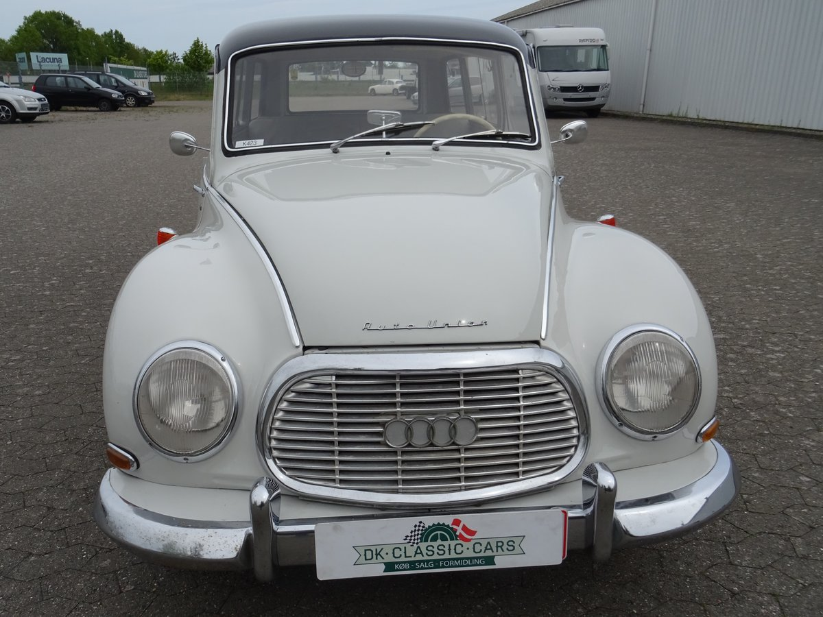 1962 Auto Union 1000 Universal For Sale (picture 3 of 21)
