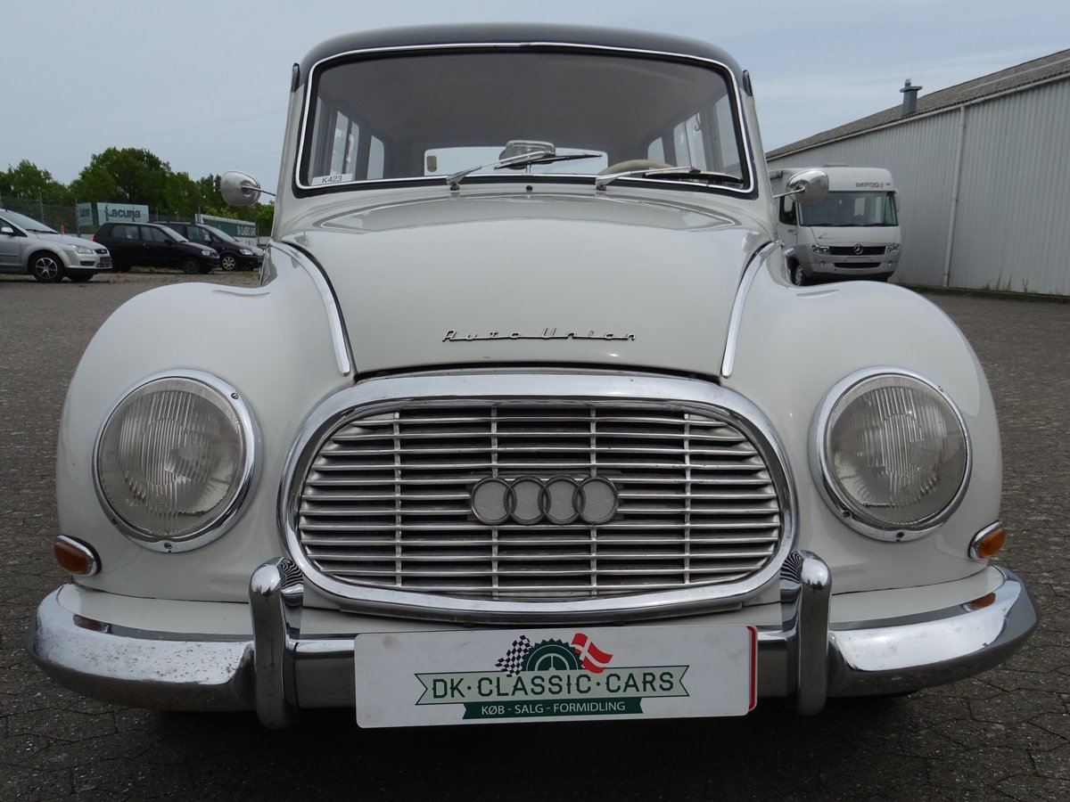 1962 Auto Union 1000 Universal For Sale (picture 4 of 21)