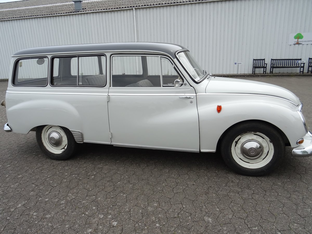 1962 Auto Union 1000 Universal For Sale (picture 6 of 21)