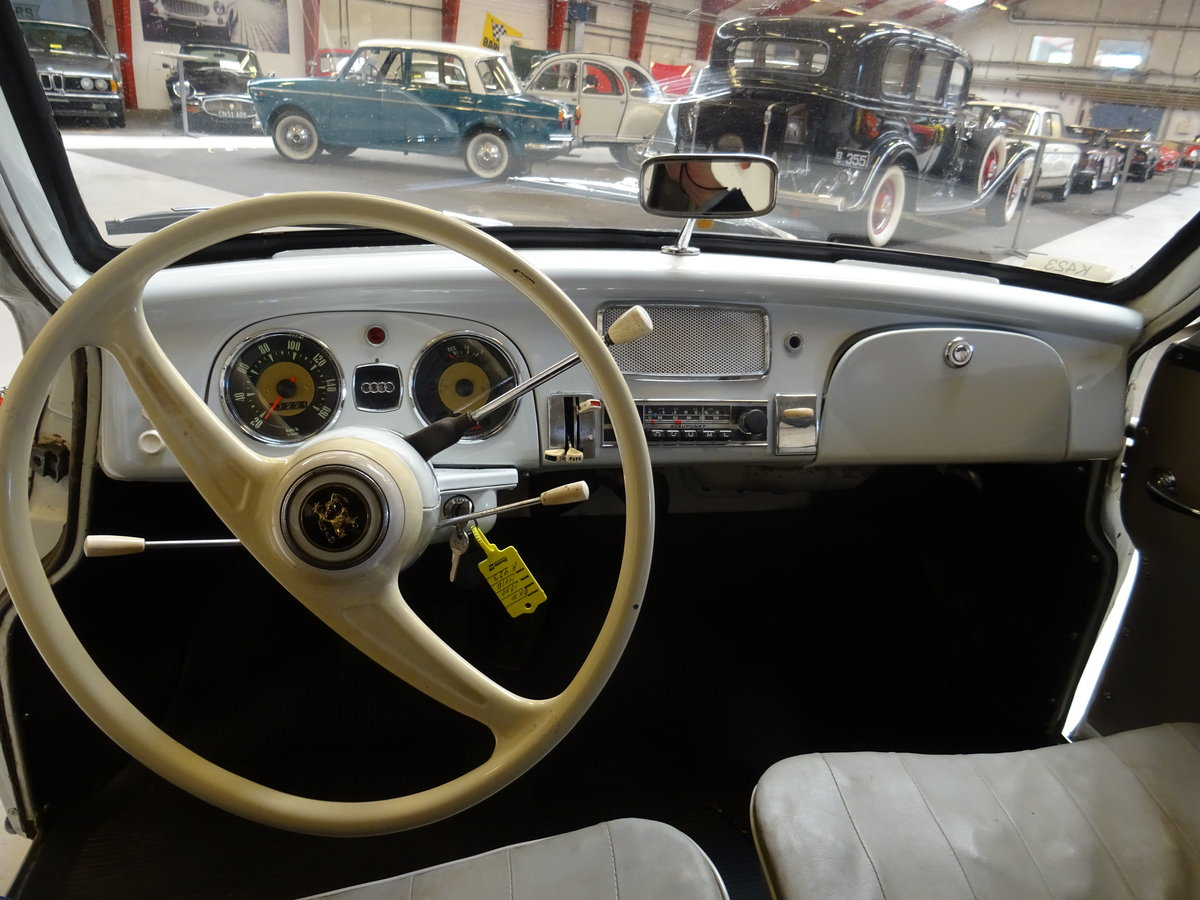 1962 Auto Union 1000 Universal For Sale (picture 13 of 21)