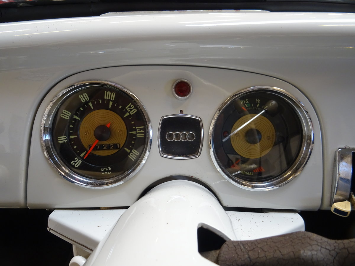 1962 Auto Union 1000 Universal For Sale (picture 14 of 21)