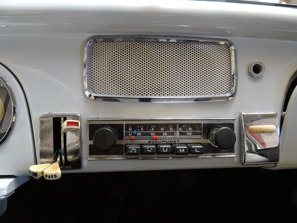 1962 Auto Union 1000 Universal For Sale (picture 15 of 21)