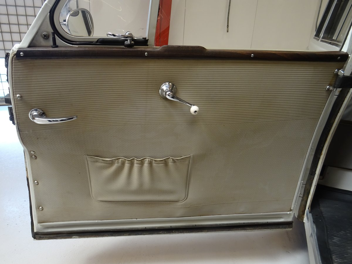 1962 Auto Union 1000 Universal For Sale (picture 18 of 21)