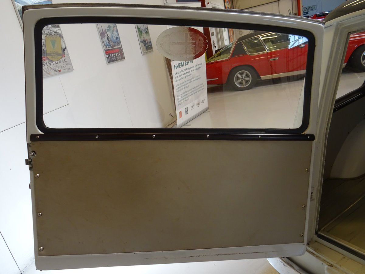 1962 Auto Union 1000 Universal For Sale (picture 20 of 21)