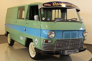 1965 Auto-Union bus  promotion car or Foodtruck