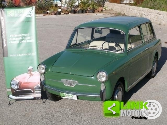 1965 Bianchina Panoramica ASI For Sale (picture 2 of 6)
