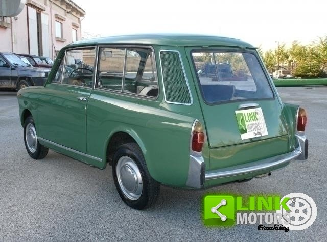1965 Bianchina Panoramica ASI For Sale (picture 6 of 6)