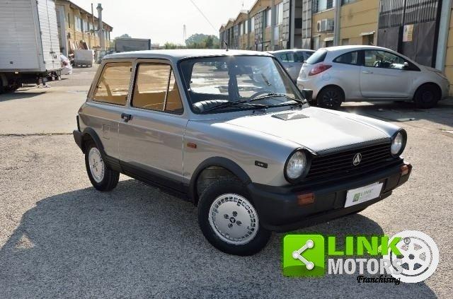AUTOBIANCHI A 112 - 965 ELITE - EPOCA: NOVEMBRE 1984 For Sale (picture 1 of 6)
