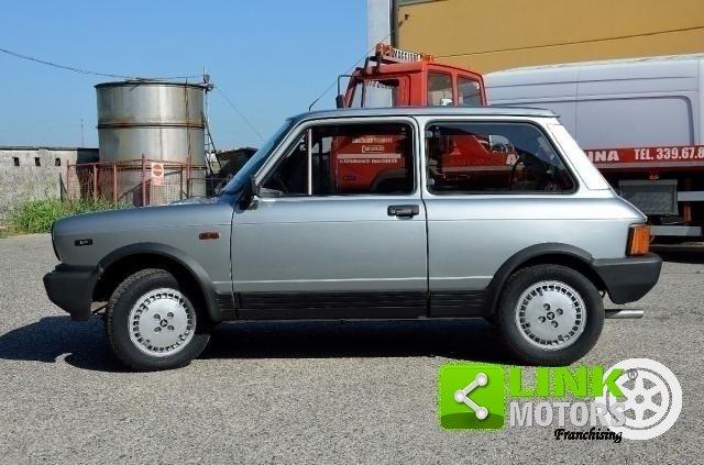 AUTOBIANCHI A 112 - 965 ELITE - EPOCA: NOVEMBRE 1984 For Sale (picture 5 of 6)