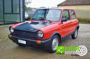 1983 Autobianchi A112 1050 Abarth 70HP 5 Marce - Doc. e Targhe O For Sale