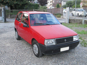 1991 AUTOBIANCHI Y10 - ONLY ONE OWNER