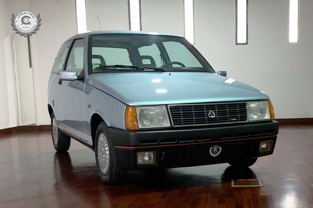 Autobianchi Y10 Turbo 1988 For Sale (picture 1 of 6)
