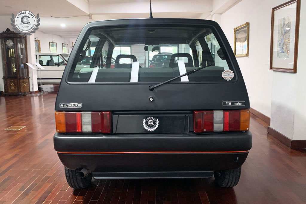 Autobianchi Y10 Turbo 1988 For Sale (picture 2 of 6)