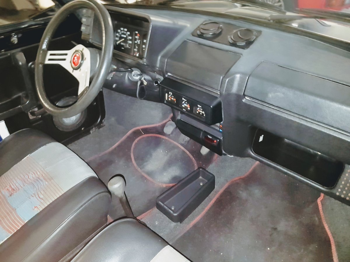 1984 A112 Abarth 70hp For Sale (picture 3 of 6)