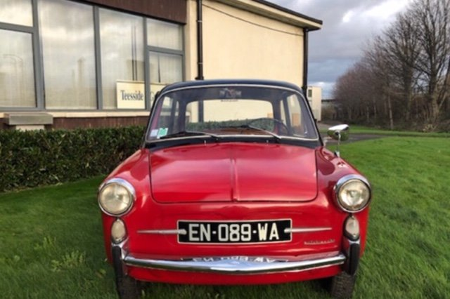 1968 Autobianchi bianchina lutece saloon For Sale (picture 4 of 6)