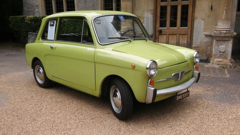 1967 Autobianchi Bianchina Berlina For Sale by Auction (picture 1 of 1)