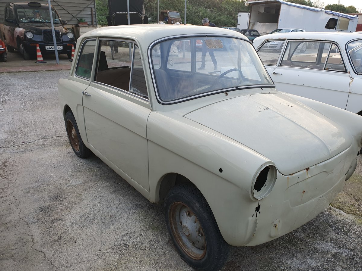 1971 Autobianchi Bianchina SOLD (picture 1 of 6)