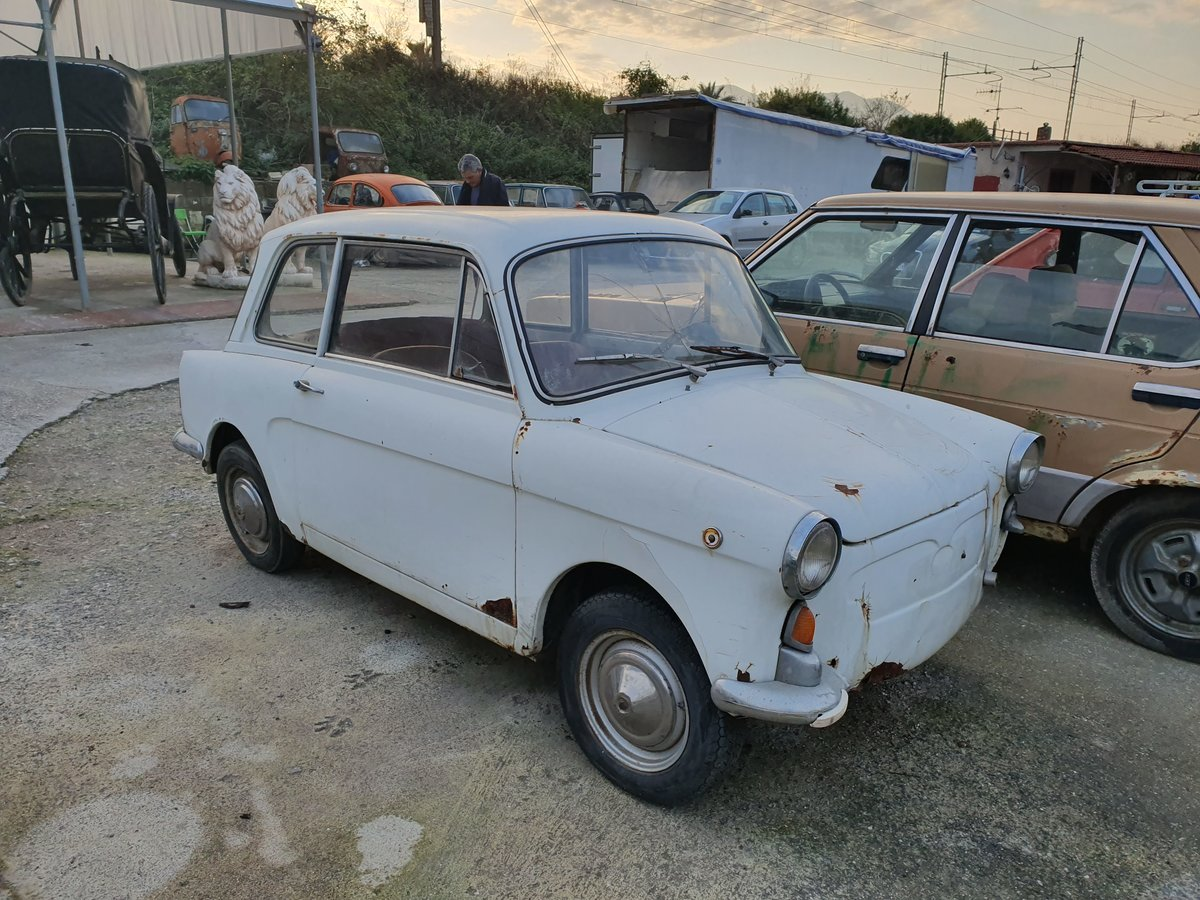 1971 Autobianchi Bianchina SOLD (picture 2 of 6)