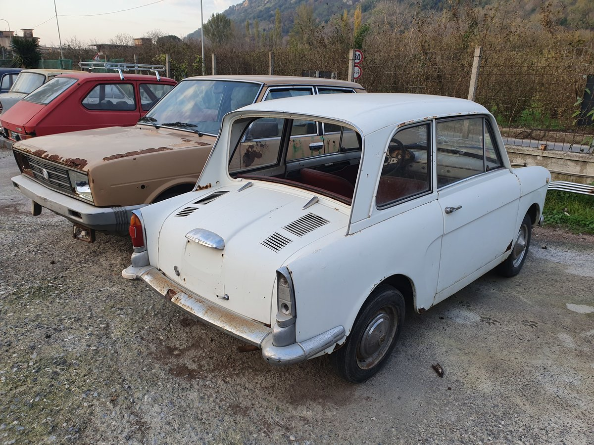 1971 Autobianchi Bianchina SOLD (picture 3 of 6)