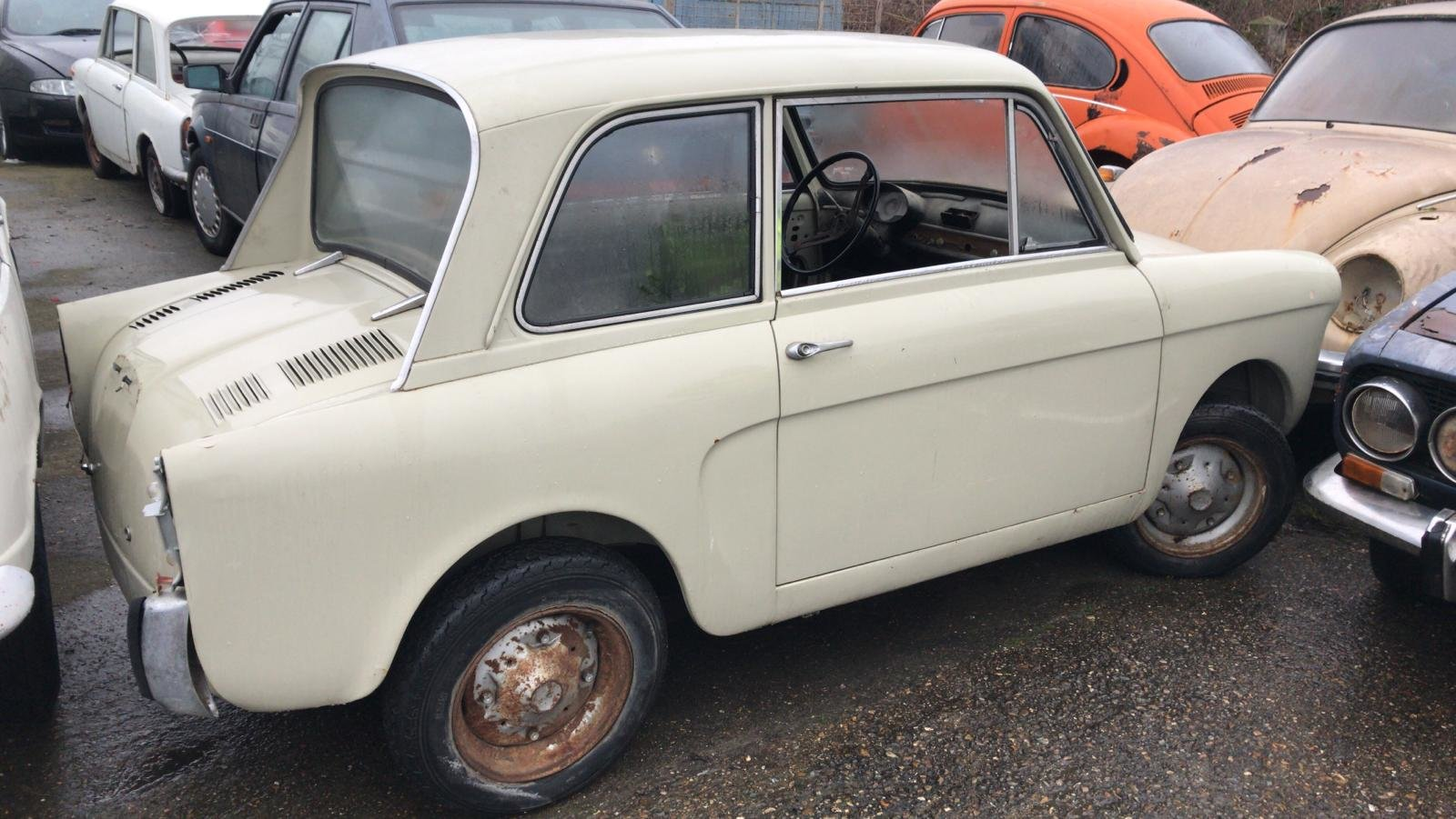 1971 Autobianchi Bianchina SOLD (picture 5 of 6)