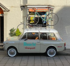 1967 Autobianchi Bianchi racing team support vehicle For Sale