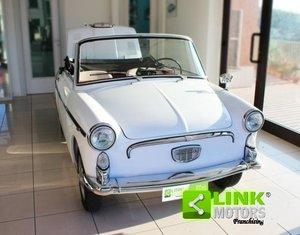 1965 Autobianchi Bianchina Trasformabile
