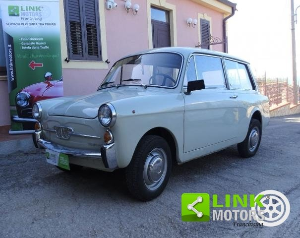 1970 Autobianchi Bianchina Panoramica For Sale (picture 1 of 6)
