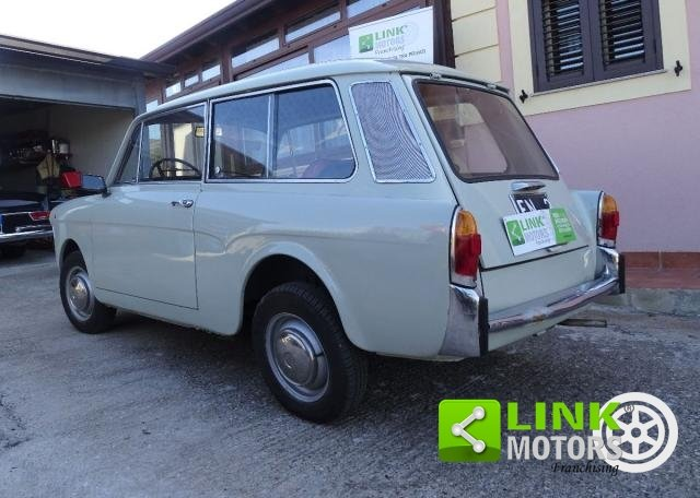 1970 Autobianchi Bianchina Panoramica For Sale (picture 4 of 6)