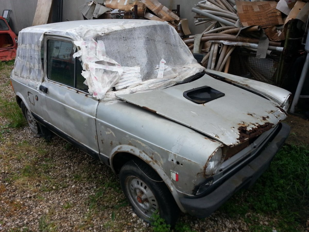 1984 Autobianchi A112 Abarth For Sale (picture 1 of 6)