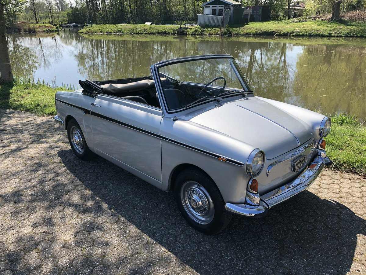 1968 autobianchi bianchina  For Sale (picture 1 of 5)