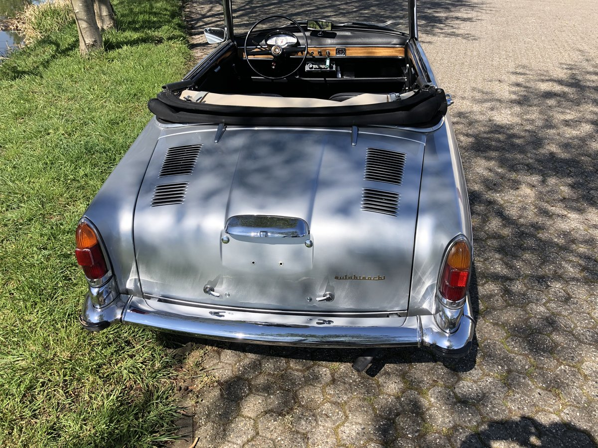 1968 autobianchi bianchina  For Sale (picture 3 of 5)