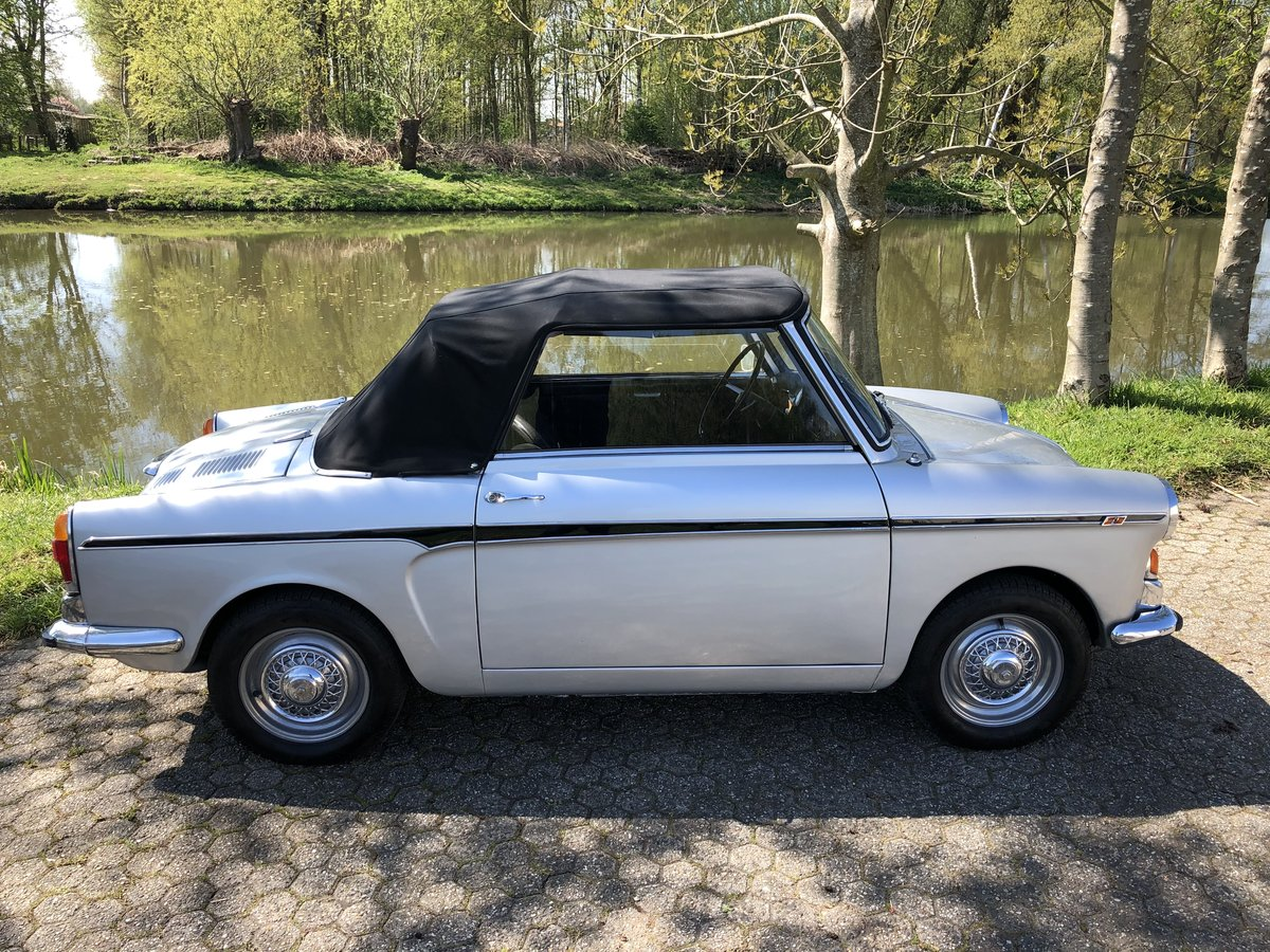 1968 autobianchi bianchina  For Sale (picture 5 of 5)