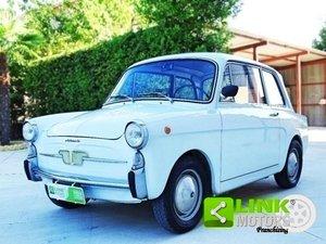 1965 AUTOBIANCHI BIANCHINA 110FB