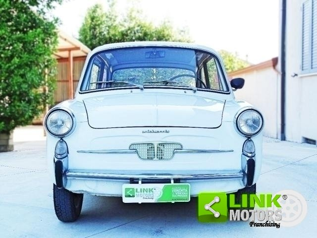 1965 AUTOBIANCHI BIANCHINA 110FB For Sale (picture 3 of 6)