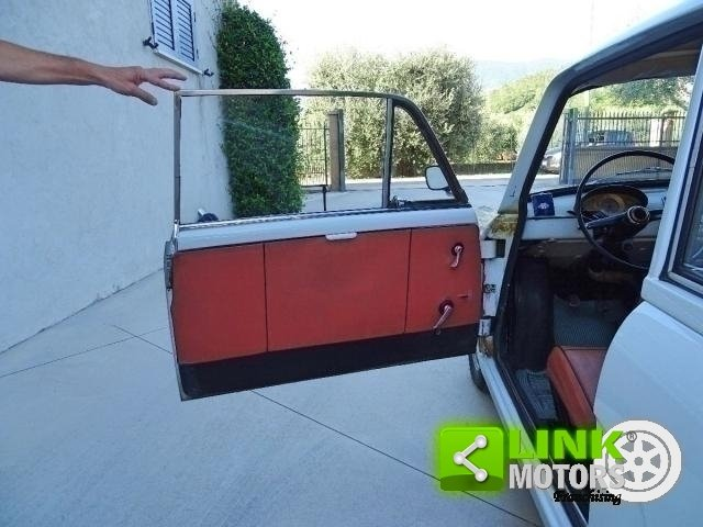 1965 AUTOBIANCHI BIANCHINA 110FB For Sale (picture 4 of 6)