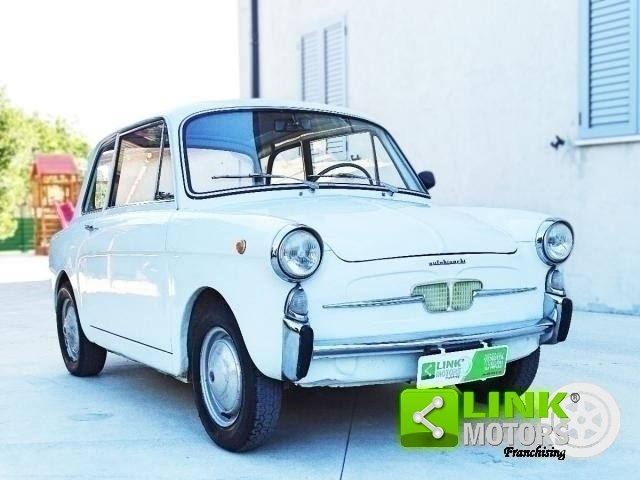 1965 AUTOBIANCHI BIANCHINA 110FB For Sale (picture 5 of 6)