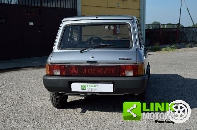 AUTOBIANCHI A 112 - 965 ELITE - EPOCA: NOVEMBRE 1984 For Sale (picture 4 of 6)