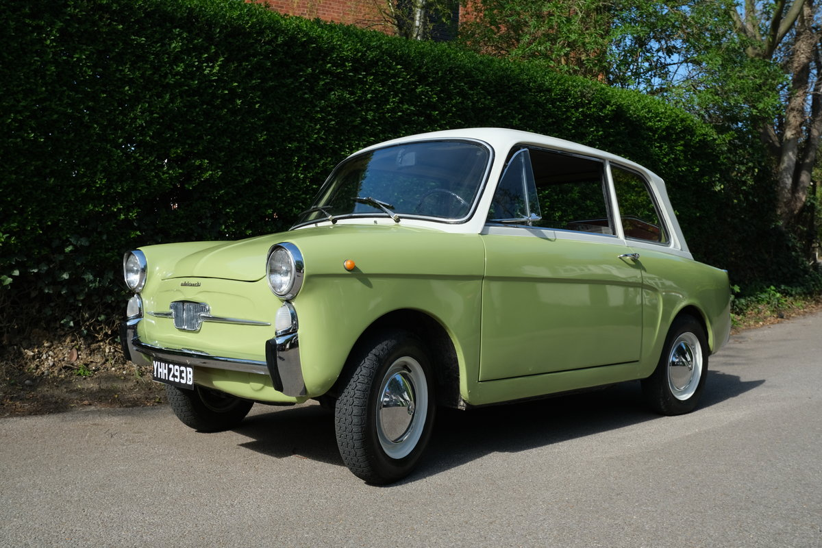 1964 Autobianchi Bianchina (Fiat 500) For Sale (picture 1 of 6)