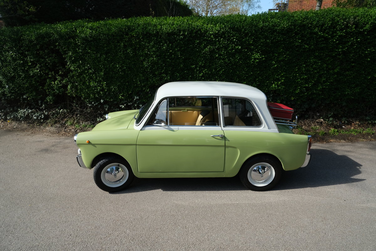 1964 Autobianchi Bianchina (Fiat 500) For Sale (picture 2 of 6)