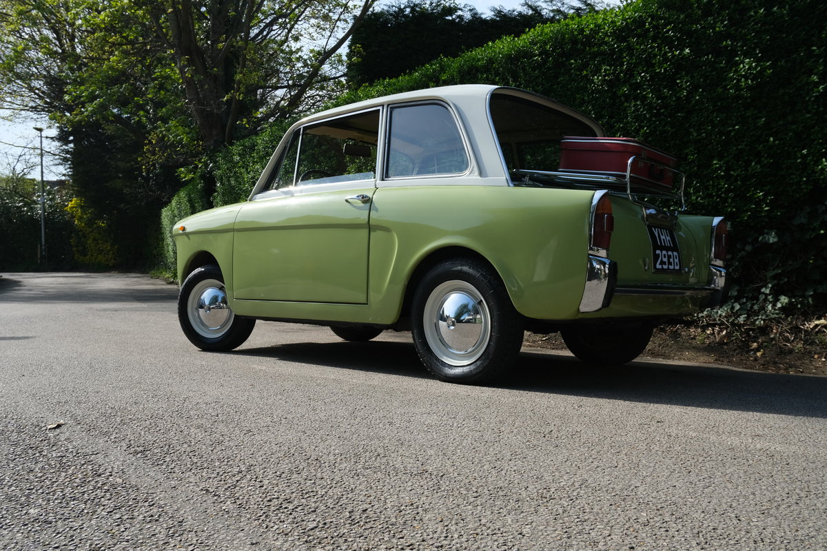 1964 Autobianchi Bianchina (Fiat 500) For Sale (picture 3 of 6)