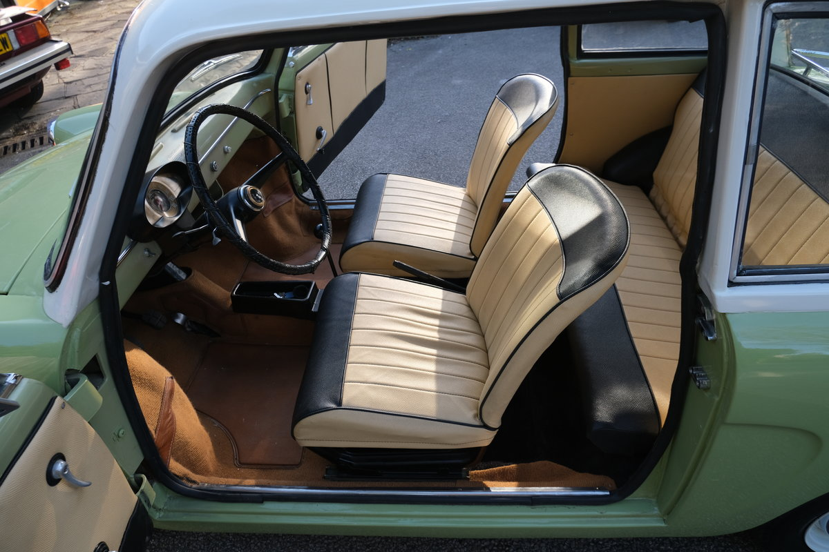 1964 Autobianchi Bianchina (Fiat 500) For Sale (picture 4 of 6)