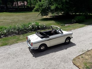 Picture of AUTOBIANCHI BIANCHINA CABRIOLET white 1966       19900 EURO SOLD