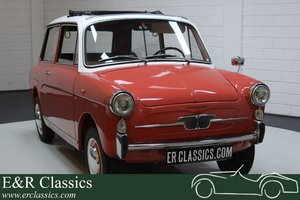 Fiat Autobianchi Bianchina Panoramica 1961 Very rare For Sale