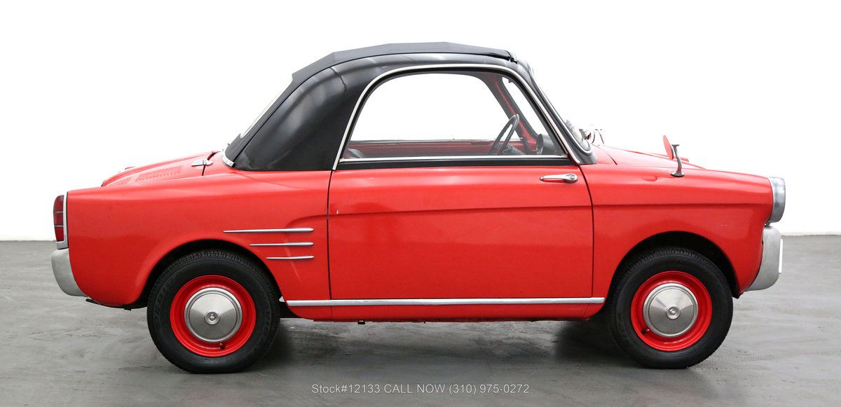 1960 Autobianchi Bianchina Trasformabile For Sale (picture 2 of 6)