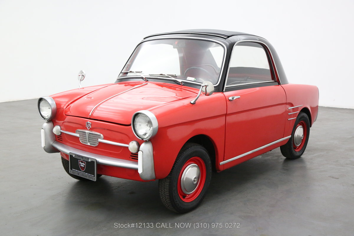 1960 Autobianchi Bianchina Trasformabile For Sale (picture 3 of 6)