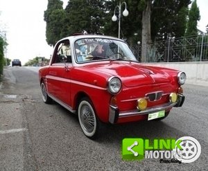 1962 Autobianchi Bianchina trasformabile