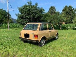 1978 Autobianchi A112 Elegant For Sale